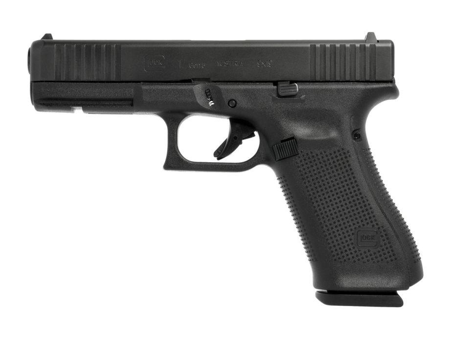 Pistolet Glock 17 Gen 5 Front Serrations