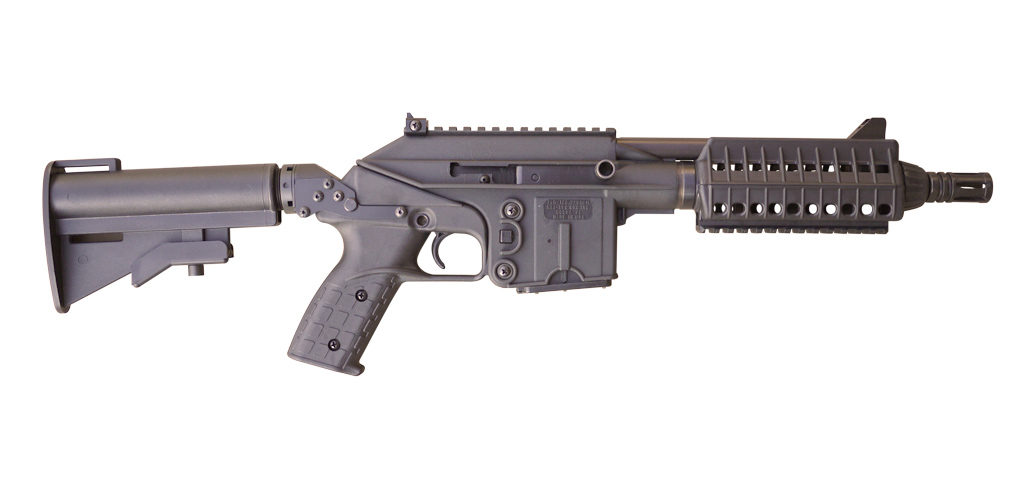Carabine KelTec PLR-16C chambrée en 223