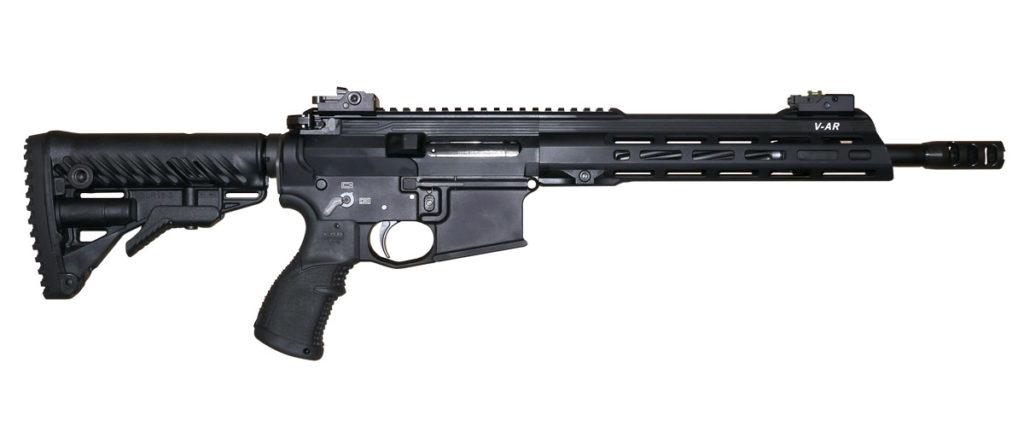 Carabine V-AR - canon de 12,5'' en acier