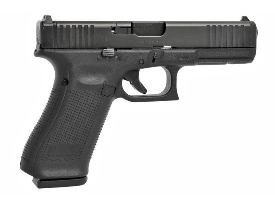 Glock 17 Gen5 FS MOS