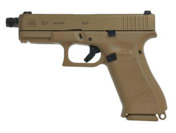 Glock 19X fileté