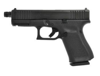 Pistolet Glock 19 Gen5 FS MOS fileté