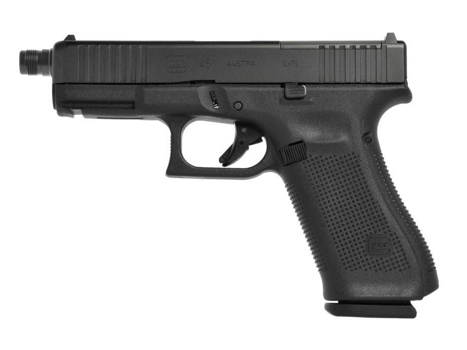 Pistolet Glock 45 MOS fileté