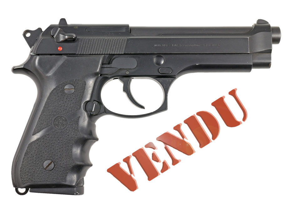 Beretta 92F calibre 9x19 mm