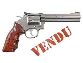 Revolver S&W 617 22LR
