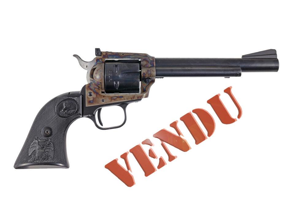 Colt SAA New Frontier 22LR