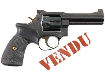 """Revolver Manurhin MR73 canon 4"""" calibre 357 Mag"""