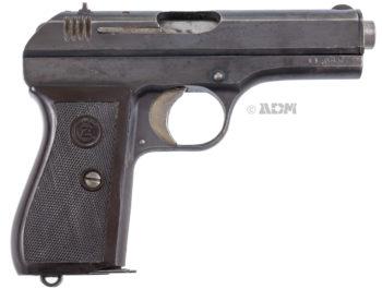Pistolet CZ Pistole Modell 27 Calibre 7,65mm
