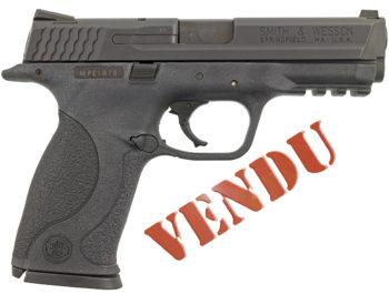 Pistolet S&W M&P9 calibre 9x19mm