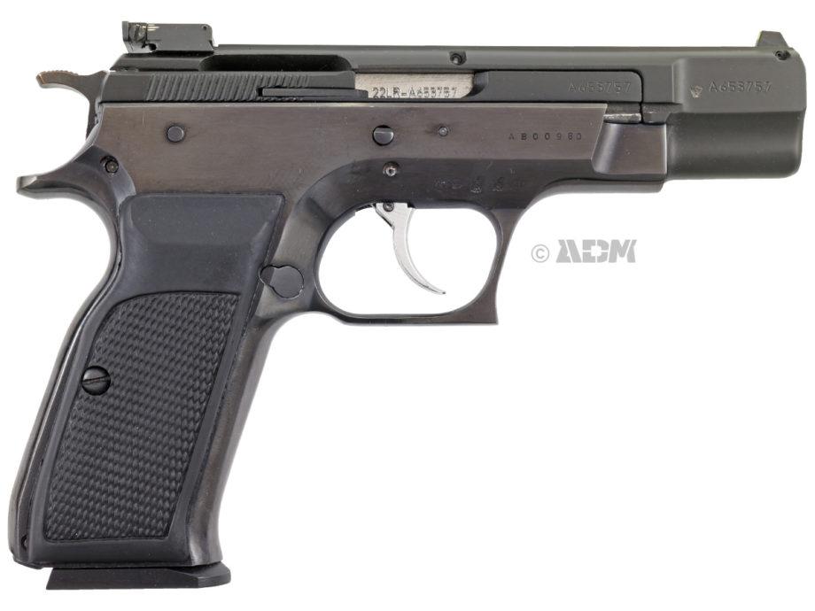 CZ 75 Kadet Custom 22LR
