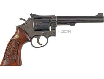 Smith & Wesson Mod 17 calibre 22LR