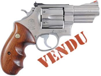 """Revolver S&W 629 canon 3"""" calibre 44 Magnum"""