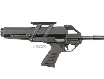 Pistolet Calico M100 à chargeur hélicoïdal en 22LR