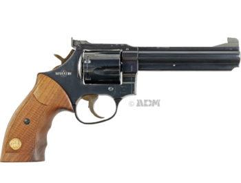 """Revolver Manurhin MR73 occasion canon 5""""1/4 calibre 357 Mag"""