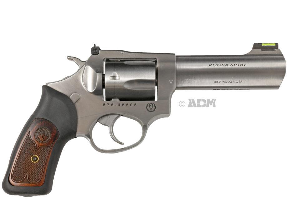 Revolver Ruger SP101 en calibre 357 Mag