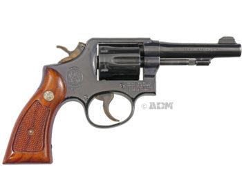 Revolver S&W Mod10 en calibre 38SP
