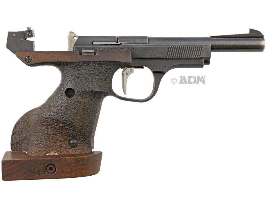 Pistolet Unique DES69 calibre 22LR