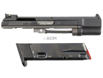 Conversion CZ Kadet calibre 22LR