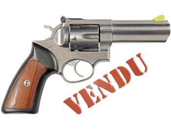 Revolver Ruger GP100 calibre 357Mag