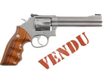 Revolver Smith & Wesson Mod648 calibre Magnum