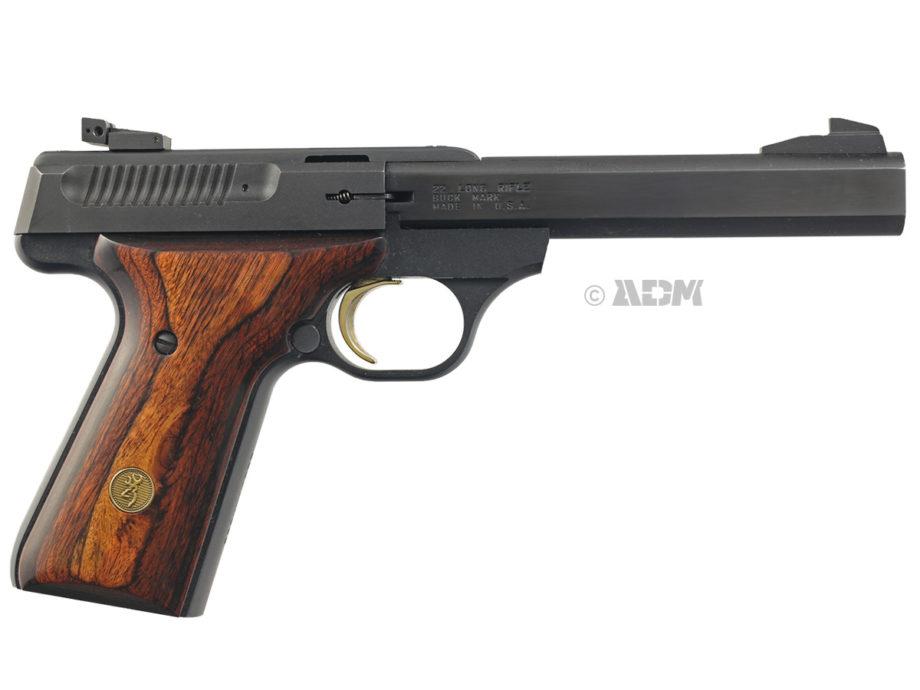 Pistolet Browning Buckmark calibre 22LR