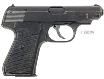 Pistolet Sauer Und Sohn calibre 7,65mm