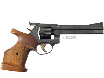 Revolver Manurhin MR32 Match calibre 32SWL