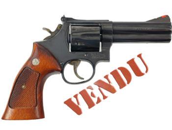Revolver S&W 586 Calibre 357 Mag