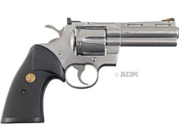 Revolver Colt Python inox calibre 357 Mag