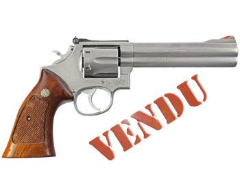 "Revolver Smith & Wesson 686 canon 6"" calibre 357 Mag"