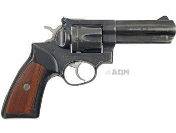 "Revolver GP100 Ruger canon 4"" calibre 357 Mag"