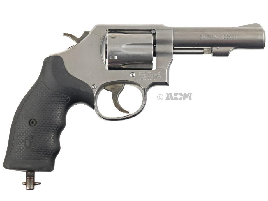 Revolver S&W Mod 64 calibre 38SP