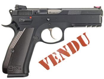 Pistolet CZ75 SP-01 Shadow Calibre 9x19 Para
