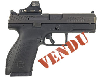 Pistolet CZ P-10C Optics Ready Calibre 9x19 Para