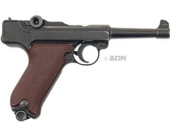 Pistolet LUGER P08 Erma Calibre 22LR