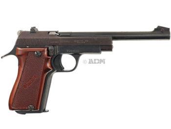 Pistolet UNIQUE Modèle D6 Calibre 22LR