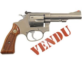 "Revolver Smith & Wesson Model 63 canon de 4"" calibre 22LR"
